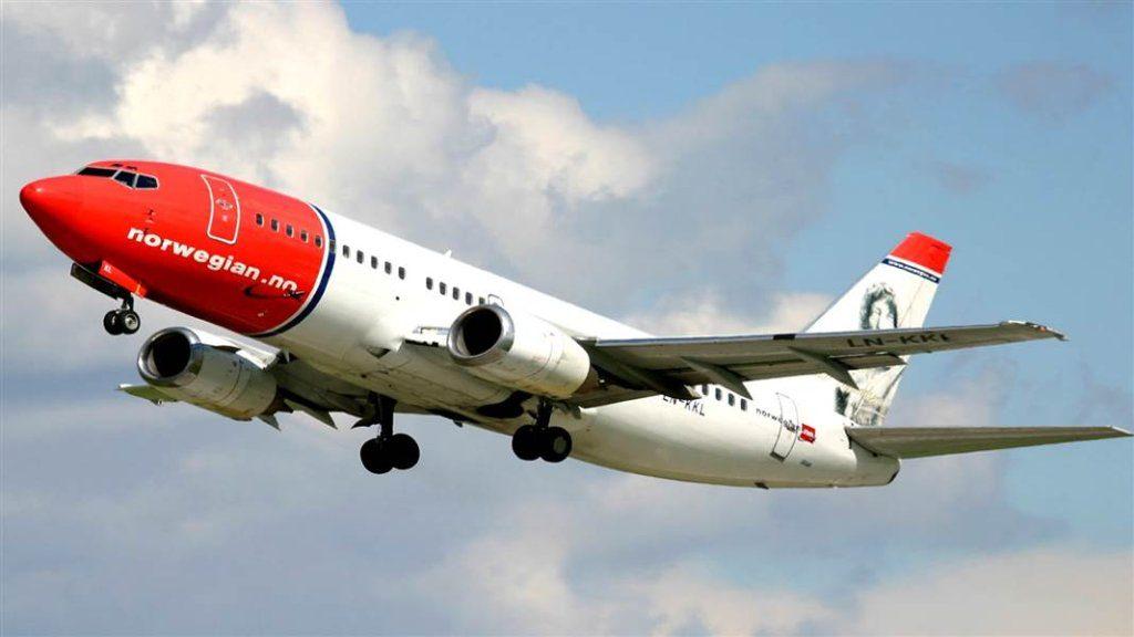 Acum se poate zbura în SUA mai ieftin cu compania aeriană low-cost Norwegian