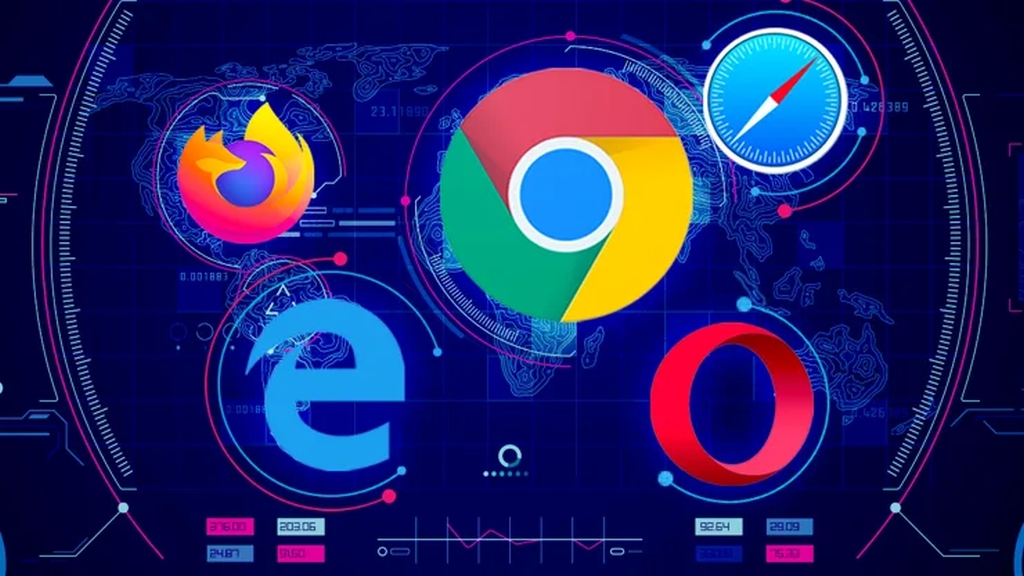 Care browser e mai bun? Chrome, Edge, Firefox, Opera sau Safari…