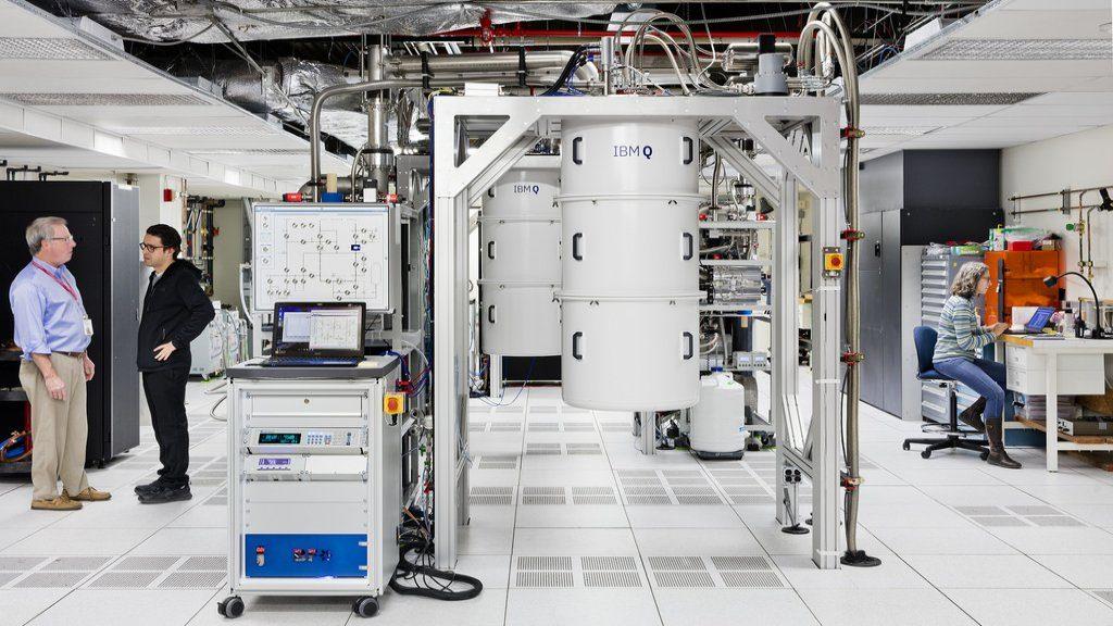 IBM face disponibile computere cuantice pentru companii din diverse domenii