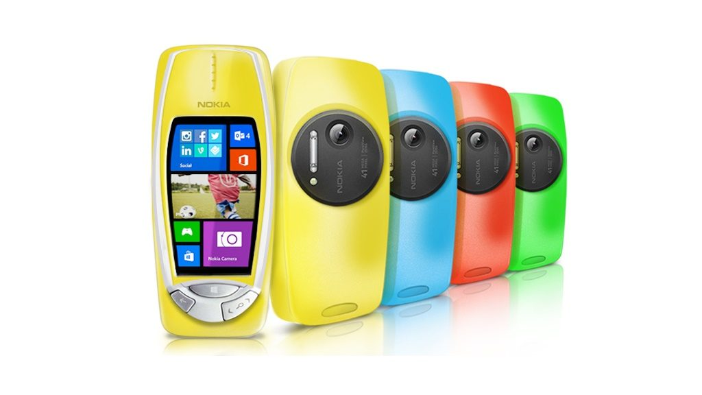 Nokia se relansează… într-o eră apusă probabil… cu modelul 3310
