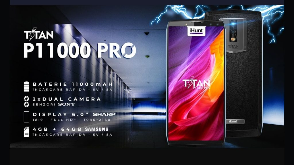 iHunt Titan P11000 PRO, s-a vândut peste estimări în ultima lună